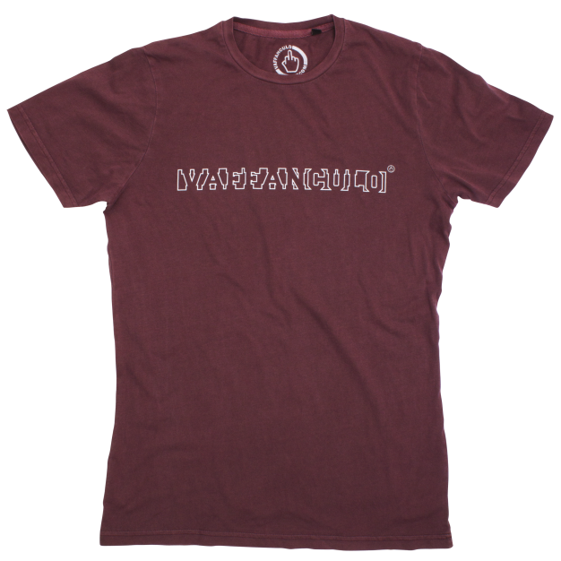 T-shirt Vaffanculo Squared