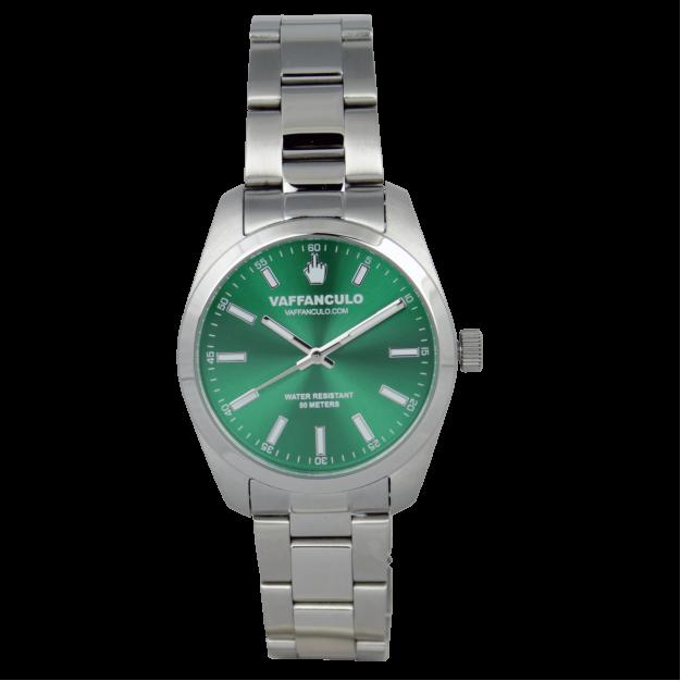 Orologio Verde Vaffanculo 36mm